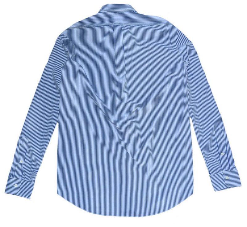 RALPH LAUREN koszula męska pasy casual XXXL jak nowa