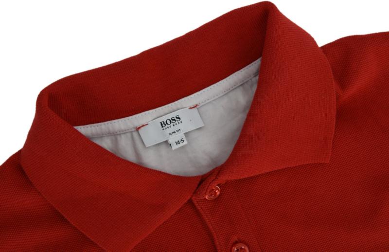 koszulka polo HUGO BOSS zapinana na 3 guziki